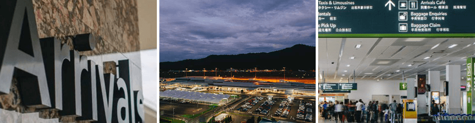 Cairns and Mackay Airports Grid Image Preview