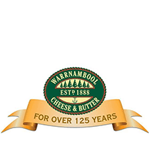 Warrnambool Cheese and Butter Logo