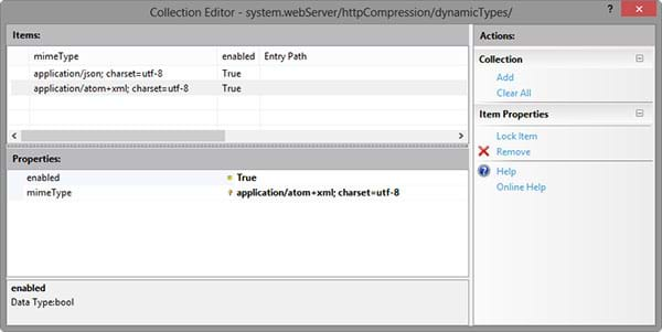 Adding MEX required dynamicTypes