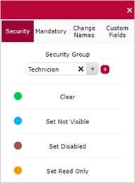 God Mode Security Options