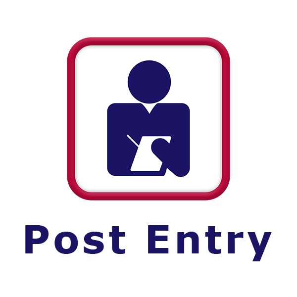 Adding Post Entry Work Orders in MEX