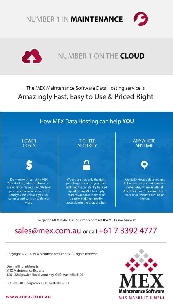 MEX Data Hosting