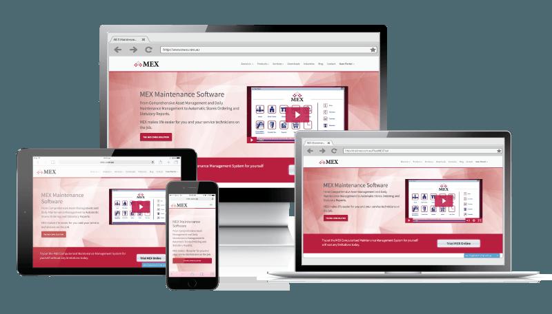 New MEX Website