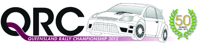 MEX sponsors the 2012 Queensland Rally Championship