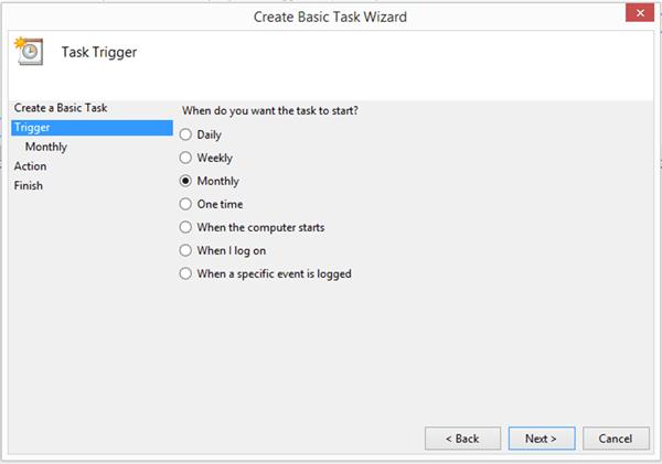 Task Wizard 1