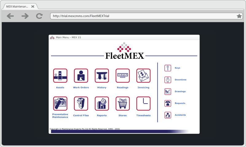 Download FleetMEX