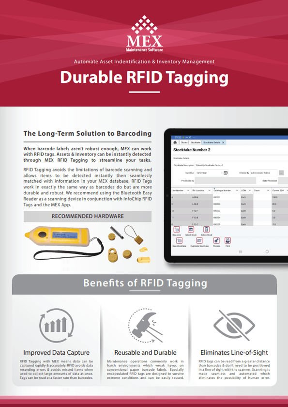 RFID Tagging and MEX Thumbnail