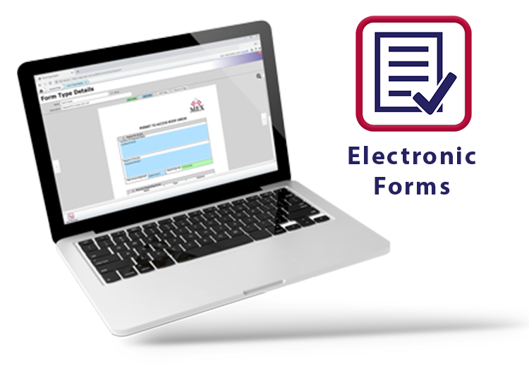 Electronic Forms Preview