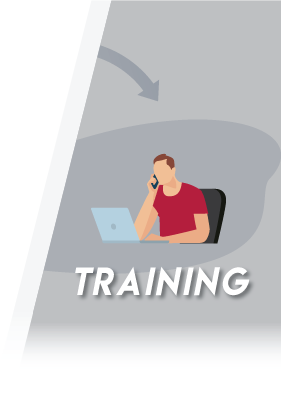 Online Training Ad